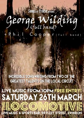 George Wilding March 2016 Loco WEB
