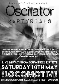 Oscillator May 16 Loco WEB