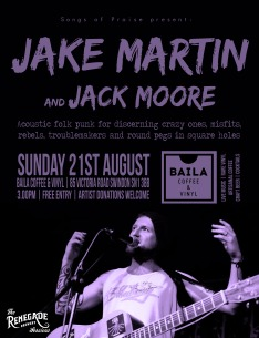 Jake Martin August 16 Baila WEB